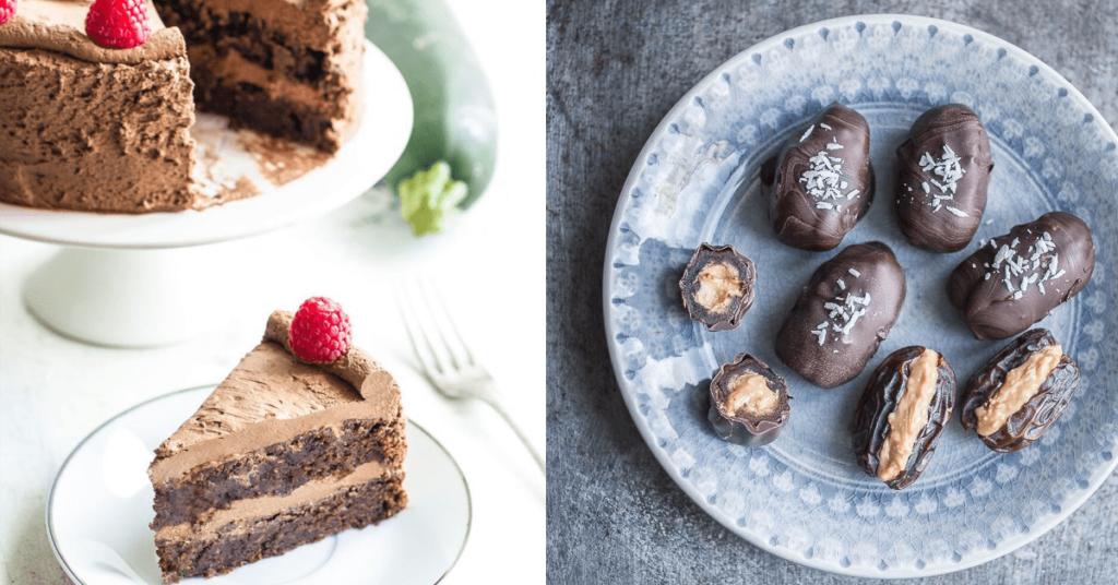 En vegansk alla hjärtans dag? Testa dessa chokladiga recept!