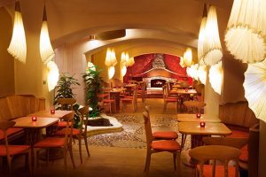Vegan restaurants in Prague 3