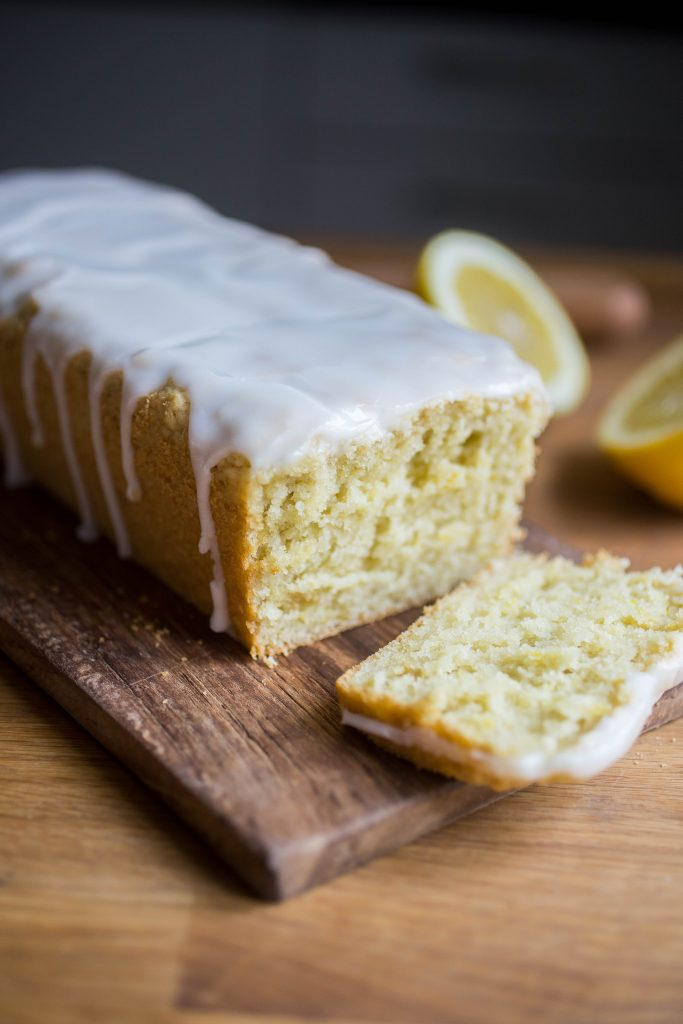 Vegan Lemon Cake 1