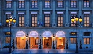 Vegan Food Café at Ritz Carlton in Paris 2