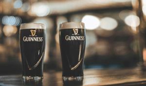 Nu är Guinness veganskt! 2