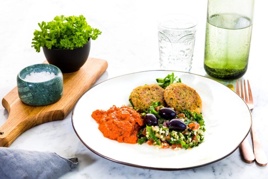 Circle K gör vegansk mat med Svenska Kocklandslaget 1