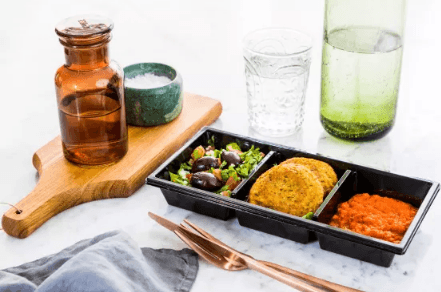 Circle K gör vegansk mat med Svenska Kocklandslaget 2