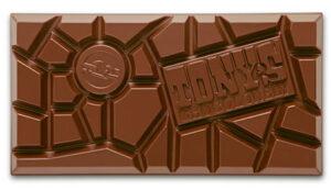 vegansk mörk choklad