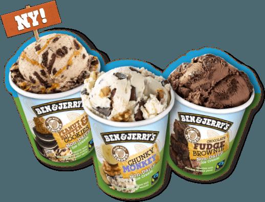 Ben & Jerry's veganska glassar har kommit till Sverige! 1