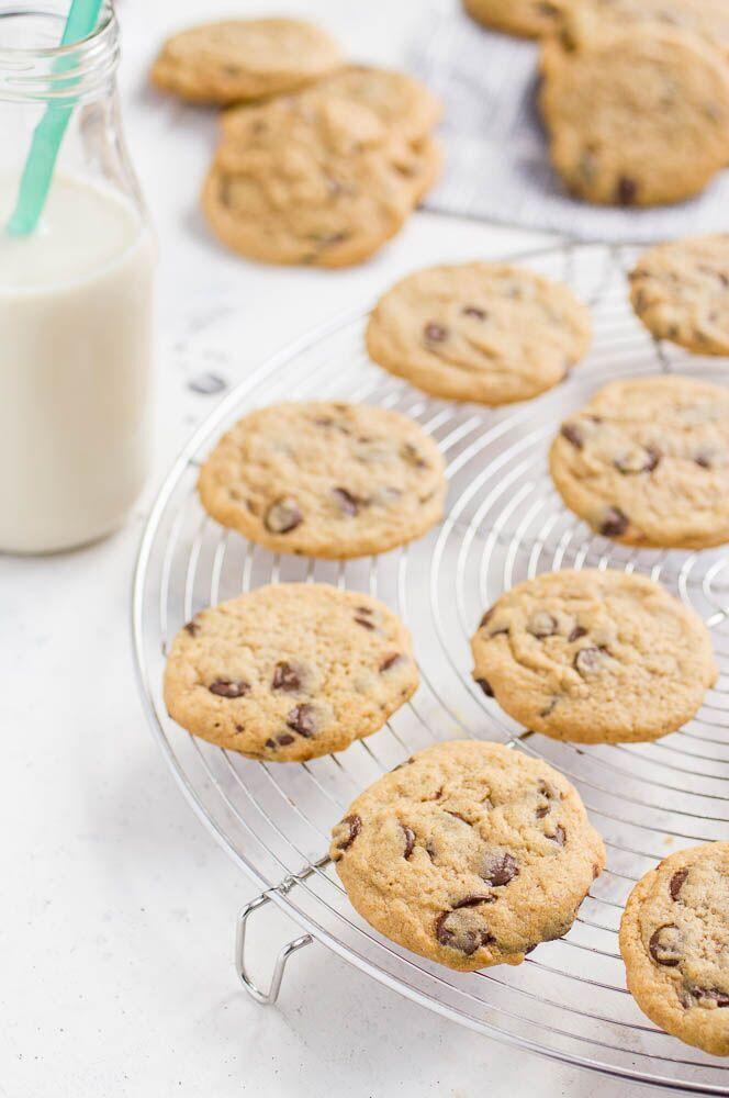 Chocolate chip cookies - vårt favoritrecept 1