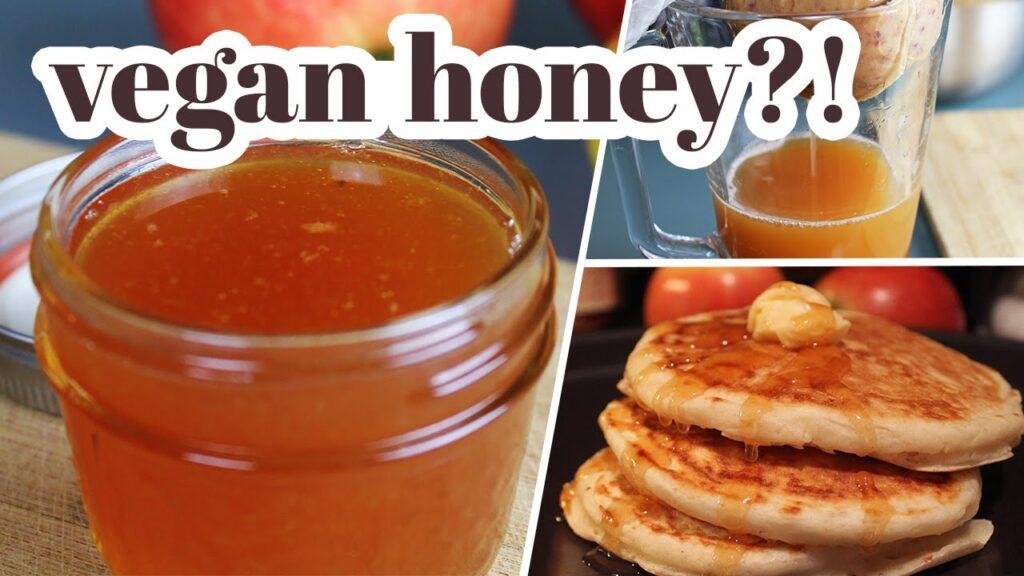 Hemgjord vegansk honung (2 ingredienser) 1