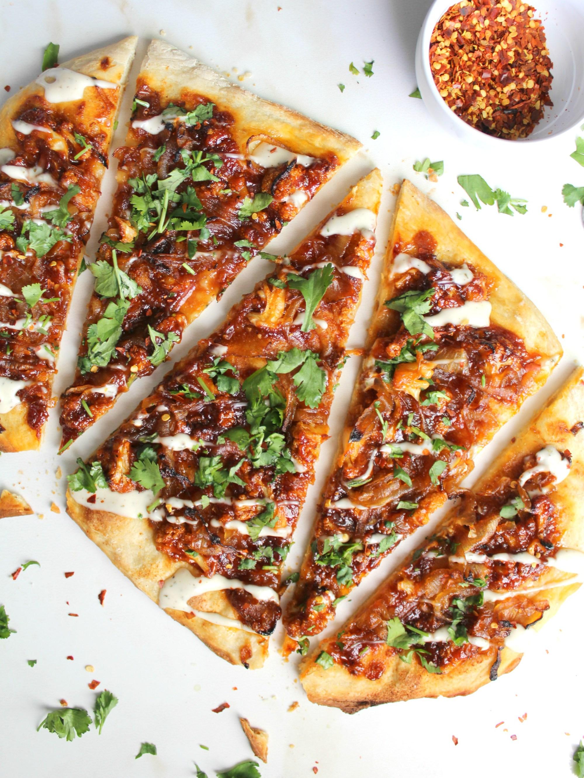 Vegan pizza - 7 recept 8