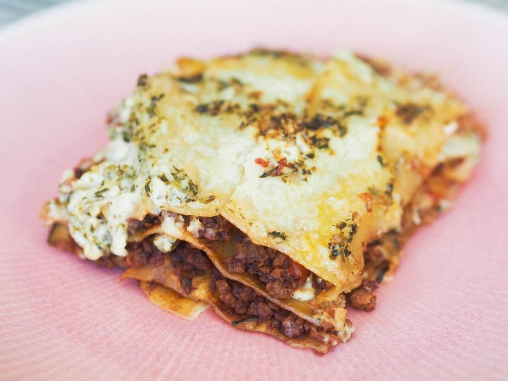 Vegansk lasagne - 5 favoriter 4