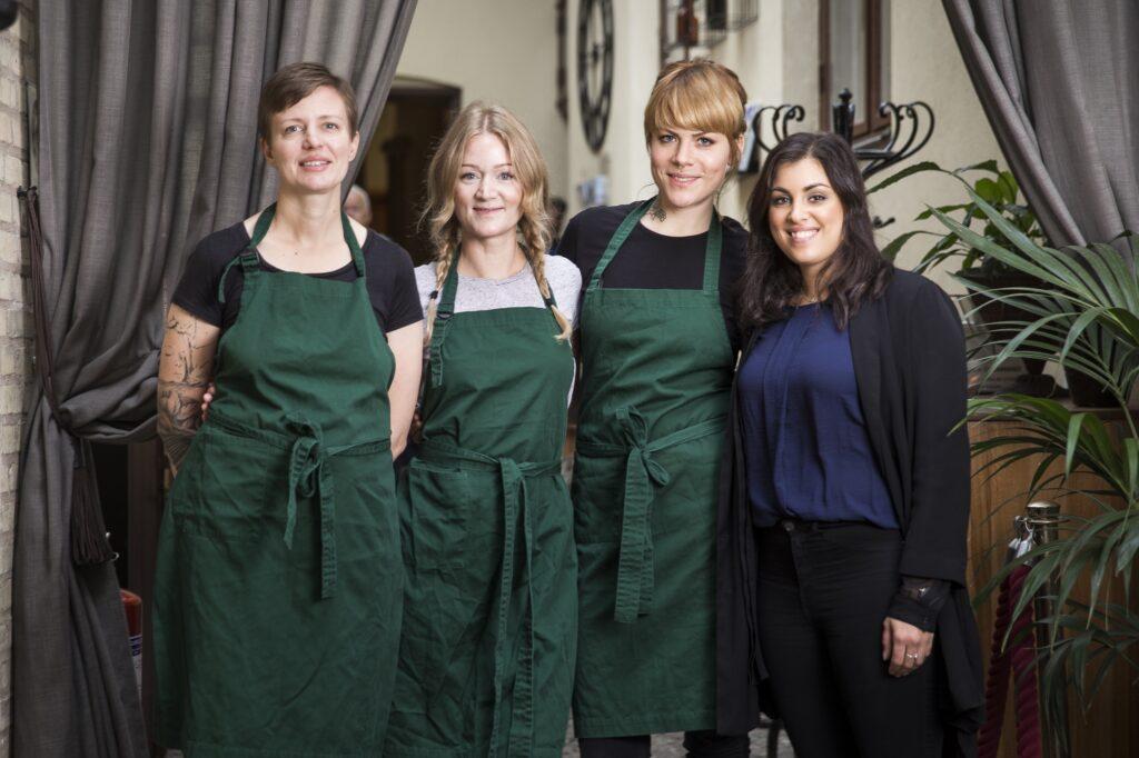 Göteborg får ny vegovänlig restaurang 1