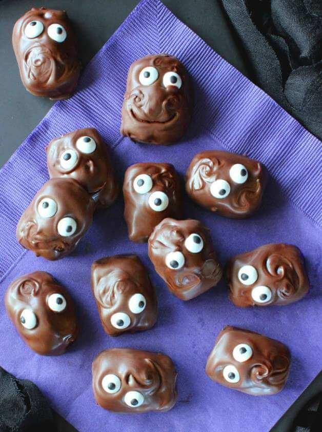 Vegansk Halloween - läskiga recept och idéer! 1