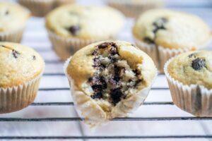 Veganska muffins 4
