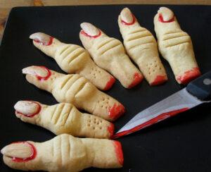 Vegansk Halloween - läskiga recept och idéer! 6
