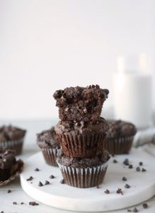 Veganska muffins 5