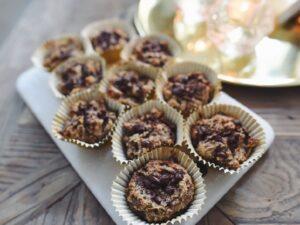 Veganska muffins 7