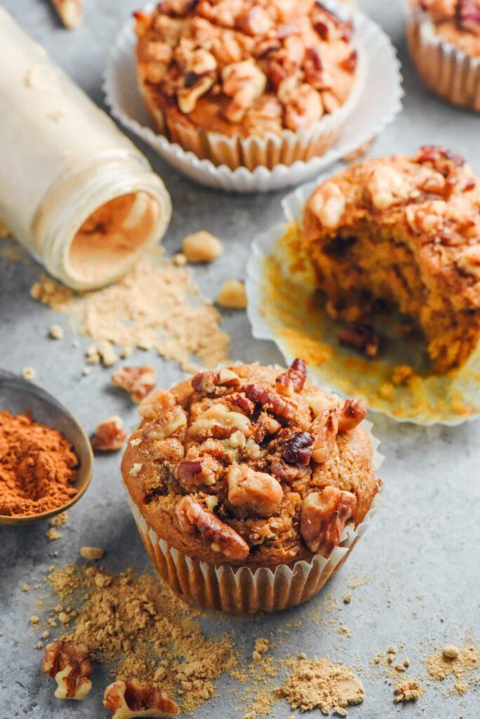 Veganska muffins 1
