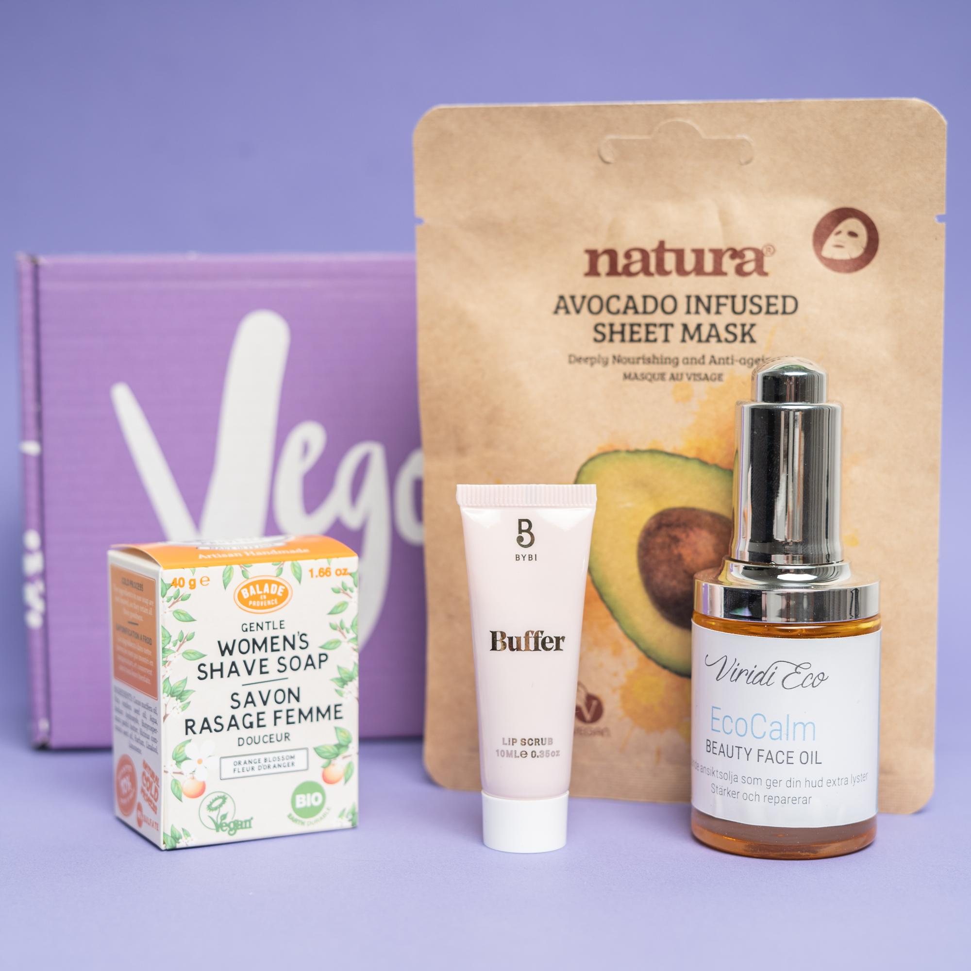 Vegobox - Beauty Box 1