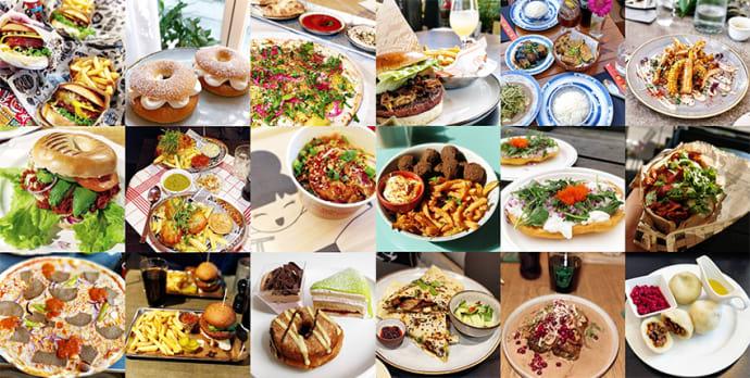 Sverige utsett till fjärde mest veganska landet i världen 1