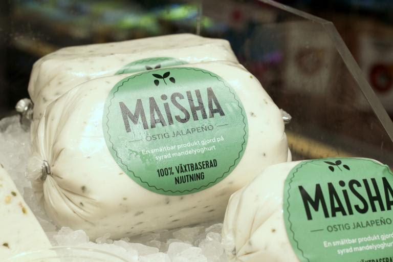 Maisha - nytt veganskt smör och ostalternativ! 1